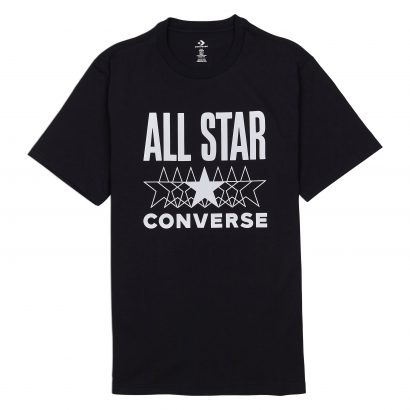 CONVERSE ALL STAR SHORT SLEEVE TEE