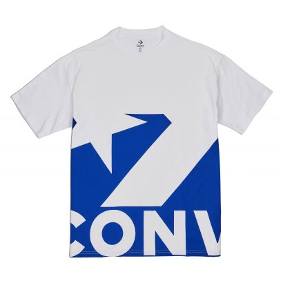 CONVERSE STAR CHEVRON ICON REMIX GRAPHIC TEE