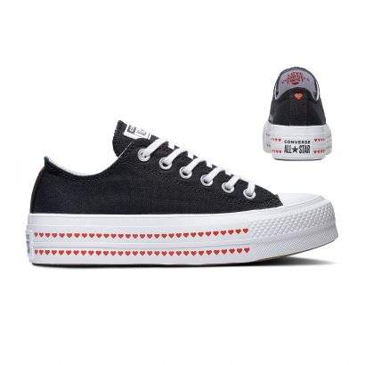 CHUCK TAYLOR ALL STAR LIFT LOVE CANVAS