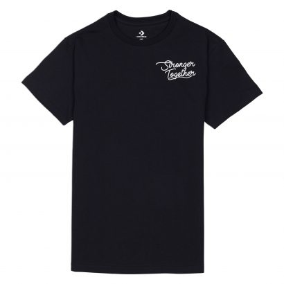CONVERSE STRONGER TOGETHER WORDMARK T-SHIRT