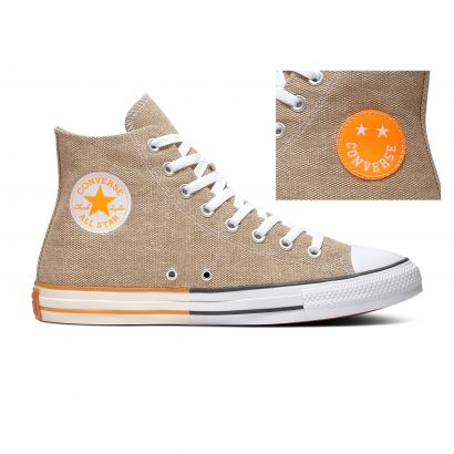 CHUCK TAYLOR ALL STAR HAPPY CAMPER PATCH