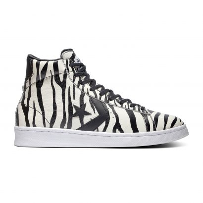 PRO LEATHER ARCHIVE ZEBRA PRINT