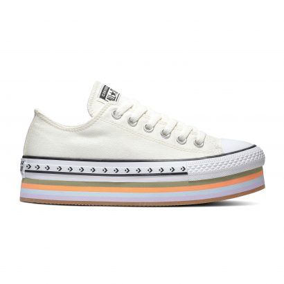CHUCK TAYLOR ALL STAR LAYERED PLATFORM