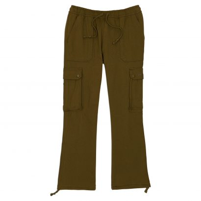 CONVERSE WOMENS KNIT CARGO PANT