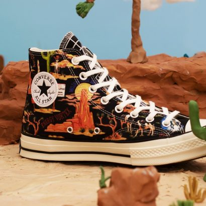 CONVERSE X TWISTED RESORT